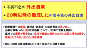 京都 緊急事態宣言 いつまで 内容 独自ルール
